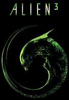 Alien 3 - DVD cover (xs thumbnail)