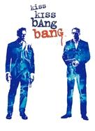 Kiss Kiss Bang Bang - DVD movie cover (xs thumbnail)