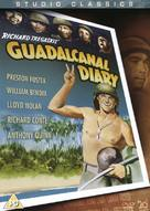 Guadalcanal Diary - British Movie Cover (xs thumbnail)
