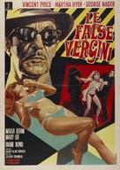 La casa de las mil muñecas - Italian Movie Poster (xs thumbnail)