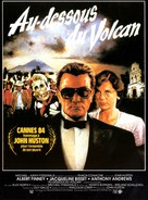 Under the Volcano - French Movie Poster (xs thumbnail)