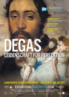 Degas: Passion for Perfection - German Movie Poster (xs thumbnail)