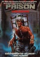 Prison - Polish DVD movie cover (xs thumbnail)