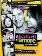 A Lot Like Love - Italian Movie Poster (xs thumbnail)