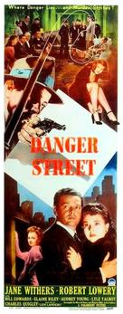Danger Street - Movie Poster (xs thumbnail)