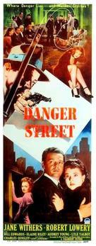 Danger Street - Movie Poster (xs thumbnail)