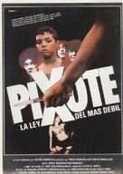 Pixote: A Lei do Mais Fraco - Spanish Movie Poster (xs thumbnail)