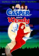 Casper Meets Wendy - Canadian DVD cover (xs thumbnail)