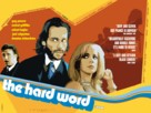 The Hard Word - British Movie Poster (xs thumbnail)