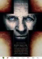 The Rite - Romanian Movie Poster (xs thumbnail)