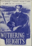 Wuthering Heights - poster (xs thumbnail)