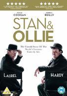 Stan & Ollie - British DVD movie cover (xs thumbnail)