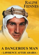 A Dangerous Man: Lawrence After Arabia - DVD cover (xs thumbnail)