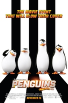 Penguins of Madagascar - Movie Poster (xs thumbnail)
