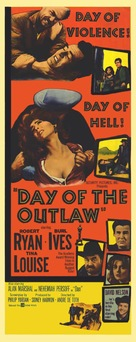 Day of the Outlaw - Movie Poster (xs thumbnail)
