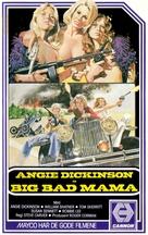 Big Bad Mama - Norwegian VHS cover (xs thumbnail)