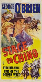 Stage to Chino - Movie Poster (xs thumbnail)