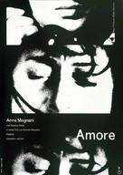 Amore, L' - German Movie Poster (xs thumbnail)