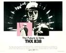 THX 1138 - Movie Poster (xs thumbnail)
