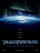 Transformers - French Movie Poster (xs thumbnail)