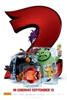 The Angry Birds Movie 2 - Australian Movie Poster (xs thumbnail)