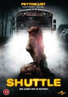 Shuttle - Danish Movie Cover (xs thumbnail)