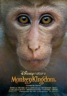 Monkey Kingdom - Movie Poster (xs thumbnail)