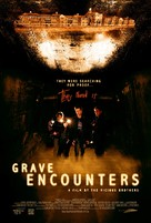 Grave Encounters - Movie Poster (xs thumbnail)