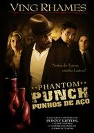 Phantom Punch - British Movie Poster (xs thumbnail)