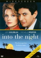 Into the Night - DVD movie cover (xs thumbnail)