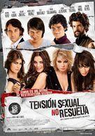 Tensión sexual no resuelta - Spanish Movie Poster (xs thumbnail)