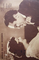 The Prizefighter and the Lady - Spanish poster (xs thumbnail)