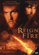 Reign of Fire - DVD movie cover (xs thumbnail)