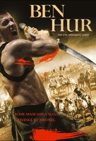 """Ben Hur"" - DVD movie cover (xs thumbnail)"