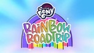 My Little Pony: Rainbow Roadtrip - Logo (xs thumbnail)
