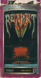 The Relic - Russian Movie Cover (xs thumbnail)