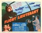 Flight Lieutenant - Movie Poster (xs thumbnail)