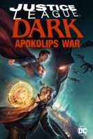 Justice League Dark: Apokolips War - DVD movie cover (xs thumbnail)