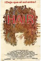 Hair - Argentinian Theatrical movie poster (xs thumbnail)