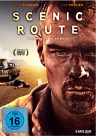 Scenic Route - German DVD cover (xs thumbnail)