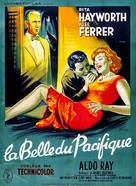 Miss Sadie Thompson - French Movie Poster (xs thumbnail)