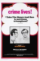 Take the Money and Run - Movie Poster (xs thumbnail)