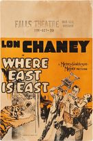 Where East Is East - Movie Poster (xs thumbnail)