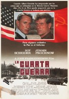 The Fourth War - Spanish Movie Poster (xs thumbnail)