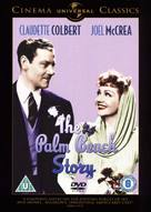 The Palm Beach Story - British Movie Cover (xs thumbnail)