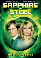 """""""Sapphire & Steel"""" - DVD movie cover (xs thumbnail)"""