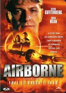 Airborne - Canadian DVD cover (xs thumbnail)