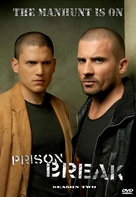 """Prison Break"" - DVD movie cover (xs thumbnail)"