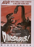 Dinosaurus! - DVD movie cover (xs thumbnail)
