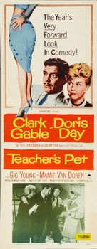 Teacher's Pet - Movie Poster (xs thumbnail)